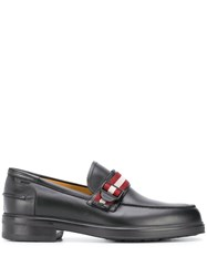 Bally Stripe Detail Loafers 60