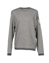 Alternative Earth Sweatshirts Light Grey