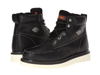 Harley Davidson Beau Black Men's Lace Up Boots
