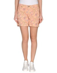 Roy Rogers Roy Roger's Trousers Shorts Women Salmon Pink
