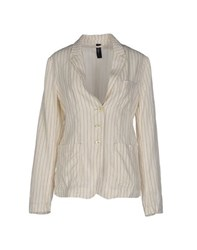 High Suits And Jackets Blazers Women Ivory