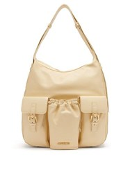 Jacquemus Le Iba Leather Shoulder Bag Cream