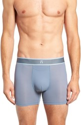 Tommy John Air Trunks Blue Mirage