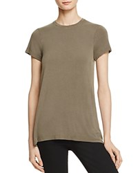 Atm Anthony Thomas Melillo Sun Bleached Tee Army