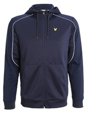 Lyle And Scott Hurst Tracksuit Top Navy Dark Blue