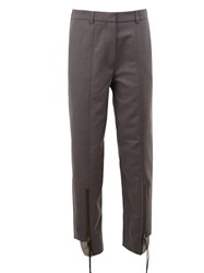 Y Project 'S11' Trousers Grey