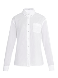 Tomas Maier Long Sleeved Cotton Shirt