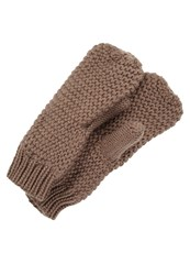 Only Onlothilde Mittens Deep Taupe