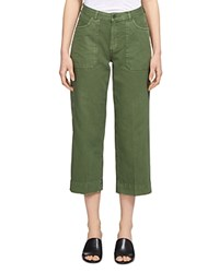 Whistles Cargo Trousers Khaki
