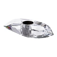 Swarovski Candle Holder Crystal Clear