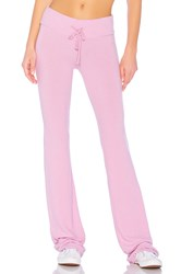 Wildfox Couture Tennis Club Pant Pink
