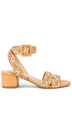 Seychelles Perfect Fit Sandal In Brown. Nude Multi