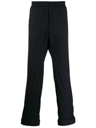 Valentino Pleated Trousers Black