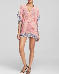 Tommy Bahama Coral Medallion Tunic Swim Cover Up