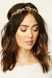 Forever 21 Floral Headwrap