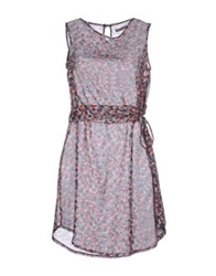 Rosamunda Short Dresses Grey