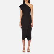 Bec And Bridge Women's Onyx Split Dress Black