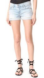 James Jeans Slouchy Fit Boy Shorts Haze