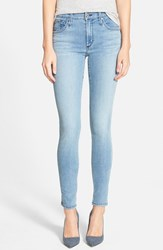 Women's James Jeans 'Twiggy' Five Pocket Leggings Stream