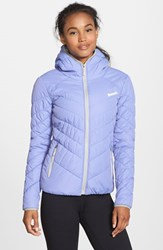 Women's Bench 'Foolhardy' Primaloft Quilted Jacket Deep Periwinkle