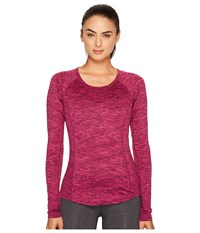 Marmot Sylvie Long Sleeve Bright Fuchsia Women's Clothing Pink