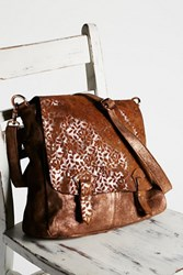 Free People Womens Shine On Messenger