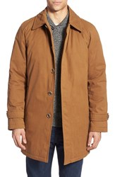 Men's Pendleton Water Resistant Long Coat With Removable Vest Liner