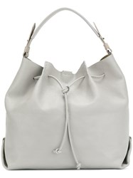 Henry Beguelin Brina Tote Grey