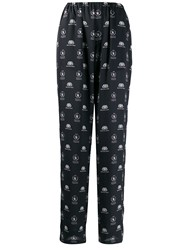 Balenciaga World Food Programme Pajama Trousers 60