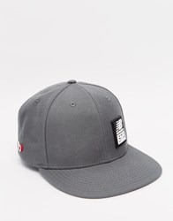 New Balance 574 Snapback Cap Grey