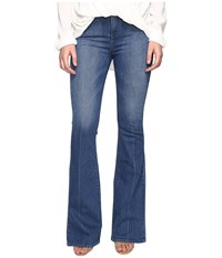 The Jetset Diaries Tash High Waisted Denim Vintage Blue Women's Jeans