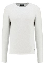 Only And Sons Onsdan Jumper Oatmeal Off White