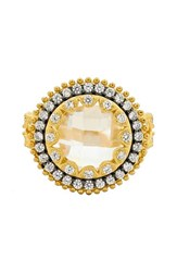 Freida Rothman Women's 'Metropolitan' Cocktail Ring