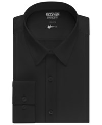 Kenneth Cole Reaction Extra Slim Fit Solid Dress Shirt