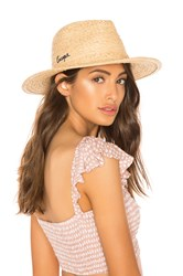 Hat Attack Mini Motto Rancher Tan