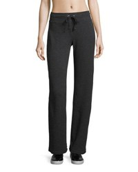 Marc New York Thermal Open Bottom Pants Charcoal