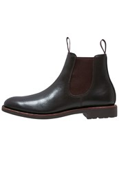 J.Crew Kenton Boots Dark Brown