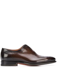 Santoni Levante Oxford Shoes 60