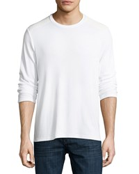 Ovadia And Sons Magen Thermal Long Sleeve T Shirt White