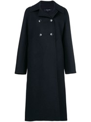 Sofie D'hoore Double Breasted Coat Blue