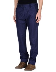 Roy Rogers Roger's Casual Pants Blue