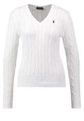 Polo Ralph Lauren Kimberly Jumper White