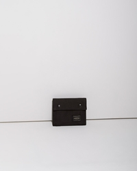 Porter Canvas Wallet Black