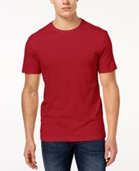 Club Room Men's Performance T Shirt Created For Macy's Fire