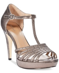 Style And Co. Women's Ceejay Platform Evening Sandals Women's Shoes