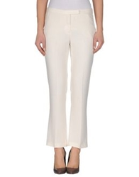 Seventy Casual Pants Ivory
