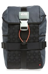 State Bags Star Wars Tm Darth Vader Ralph Backpack Black Black Gray