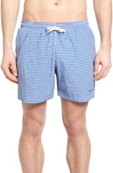 Barbour Men's Milton Stripe Swim Trunks