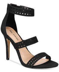 Call It Spring Avasnis Strappy Dress Sandals Women's Shoes Black