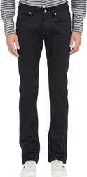 Naked And Famous Denim Skinny Guy Black Power Stretch Blue